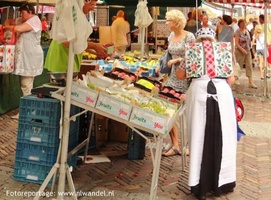 Weekmarkt Spakenburg